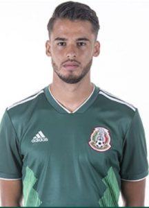 Диего Рейес Мексика: профиль игрока ЧМ 2018