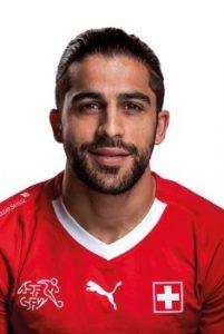 Рикардо Родригес Швейцария: профиль игрока ЧМ 2018