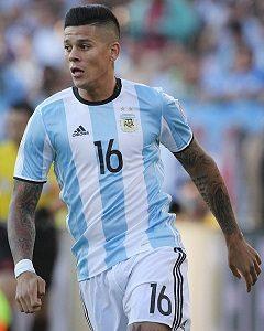 Маркос Рохо Аргентина: профиль игрока ЧМ 2018