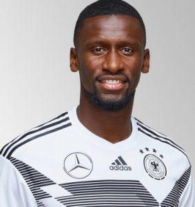 Антонио Рюдигер сборная Германии: профиль игрока ЧМ 2018