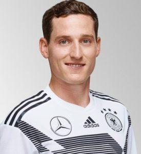 Себастьян Руди Германия: профиль игрока ЧМ 2018