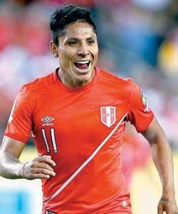 Рауль Руидиас Перу: профиль игрока ЧМ 2018