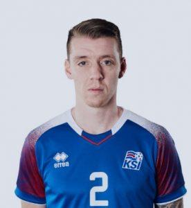 Биркир Севарссон Исландия: профиль игрока ЧМ 2018