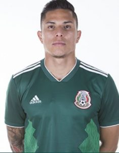 Карлос Сальседо Мексика: профиль игрока ЧМ 2018