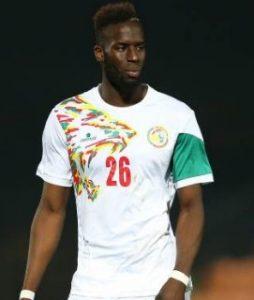 Салиф Сане Сенегал: профиль игрока ЧМ 2018