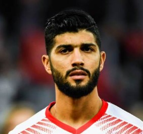 Ферджани Сасси Тунис: профиль игрока ЧМ 2018