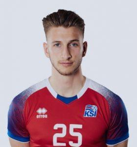 Фредерик Шрам Исландия: профиль игрока ЧМ 2018