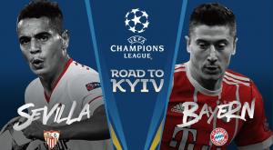 Анонс и прогноз матча Севилья - Бавария