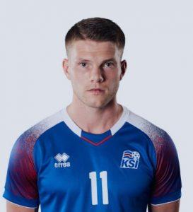Бьёрн Сигурдарсон Исландия: профиль игрока ЧМ 2018