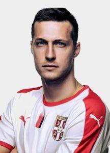 Урош Спаич Сербия: профиль игрока ЧМ 2018