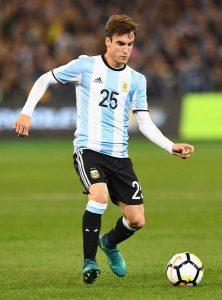 Николас Тальяфико Аргентина: профиль игрока ЧМ 2018