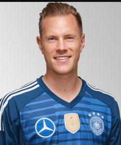 Марк-Андре тер Штеген сборная Германии: профиль игрока ЧМ 2018