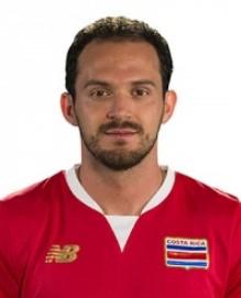 Маркос Уренья Коста-Рика: профиль игрока ЧМ 2018