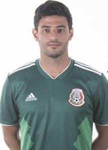 Карлос Вела Мексика: профиль игрока ЧМ 2018