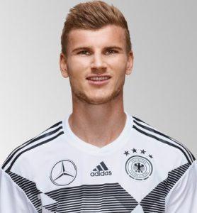 Тимо Вернер сборная Германии: профиль игрока ЧМ 2018