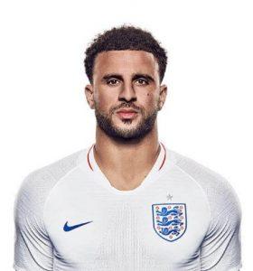 Кайл Уокер сборная Англии по футболу на ЧМ 2018