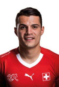 Гранит Джака Швейцария: профиль игрока ЧМ 2018