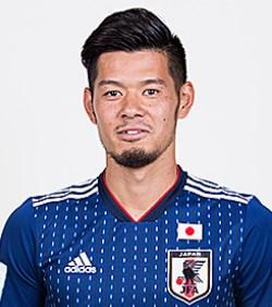 Хотару Ямагути Япония: профиль игрока ЧМ 2018