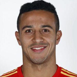 Тьяго Алькантара Испания: профиль игрока ЧМ 2018