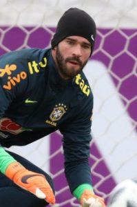 Алиссон Беккер Бразилия: профиль игрока ЧМ 2018
