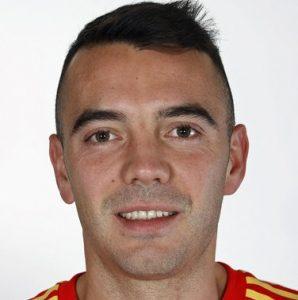 Яго Аспас Испания: профиль игрока ЧМ 2018