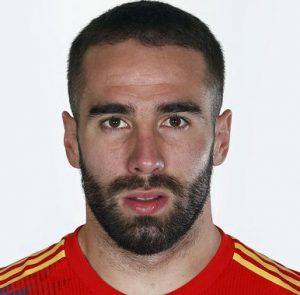 Дани карвахаль Испания: профиль игрока ЧМ 2018