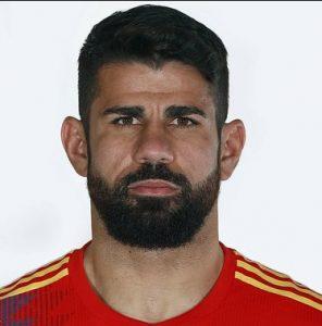Диего Коста Испания: профиль игрока ЧМ 2018
