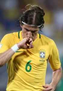 Филипе Луис Бразилия: профиль игрока ЧМ 2018