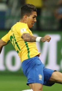 Роберто Фирмино Бразилия: профиль игрока ЧМ 2018