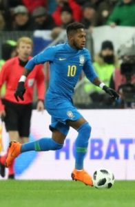 Фред Бразилия: профиль игрока ЧМ 2018