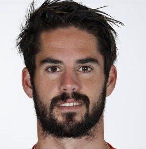 Иско Испания: профиль игрока ЧМ 2018