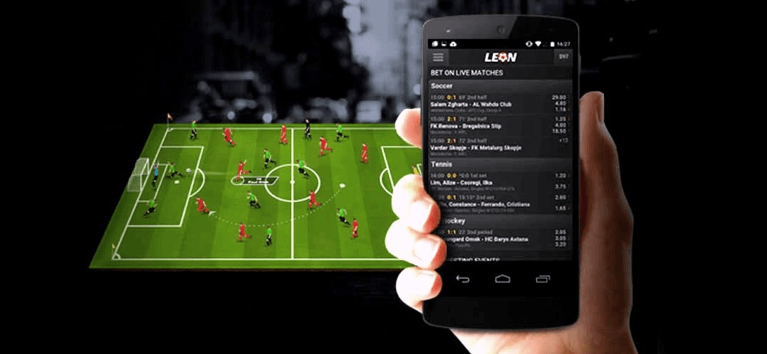 :ive ставки на спорт онлайн Леон