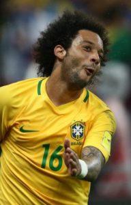 Марсело Бразилия: профиль игрока ЧМ 2018