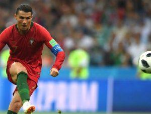 Матч Португалия - Испания: первый хет-трик Чемпионата мира от Роналду