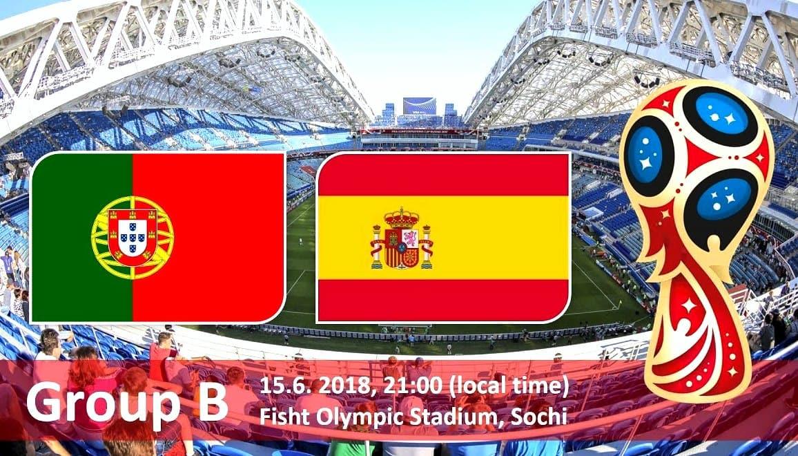 """Матч Португалия - Испания пройдет на Олимпийском стадионе """"Фишт"""" в Сочи"""