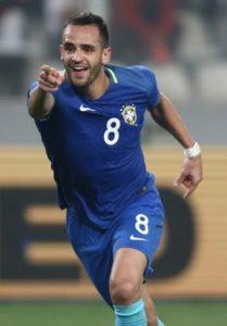 Ренато Аугусто Бразилия: профиль игрока ЧМ 2018