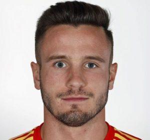 Сауль Ньигес Испания: профиль игрока ЧМ 2018