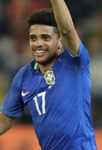 Тайсон Бразилия: профиль игрока ЧМ 2018