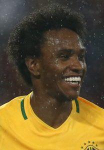 Виллиан Бразилия: профиль игрока ЧМ 2018
