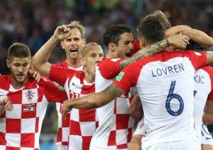 """Хорватия - Нигерия: уверенная победа """"шашечных"""""""