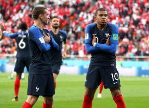 Матч Франция - Перу: Мбаппе - самый молодой игрок Ле Бле, забивавший на ЧМ