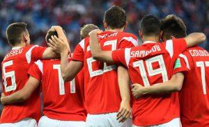 Матч Россия - Египет 19 июня Чемпионат мира 2018