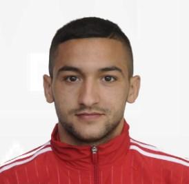 Хаким Зийех Марокко: профиль игрока ЧМ 2018