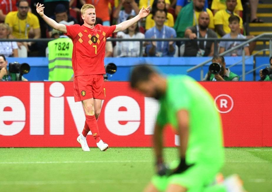 Матч Бразилия - Бельгия: Дьяволы сильнее Селесао.