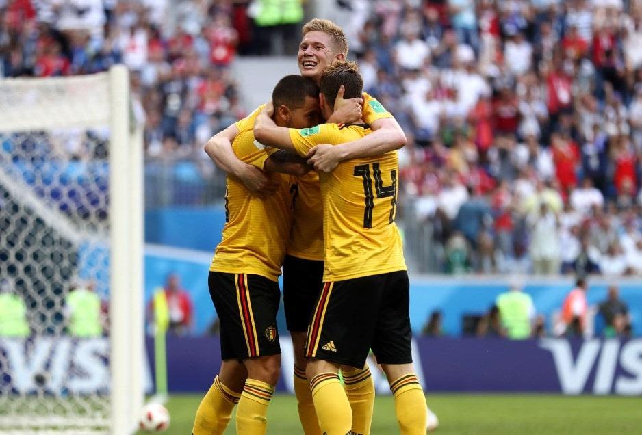Матч Бельгия - Англия за 3 место принес победу Дьяволам