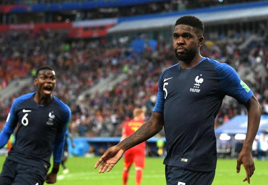 Матч Франция - Бельгия: Ле Бле - первый финалист ЧМ 2018
