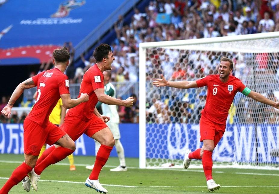 Матч Швеция - Англия: Три Льва в полуфинале впервые за 28 лет.